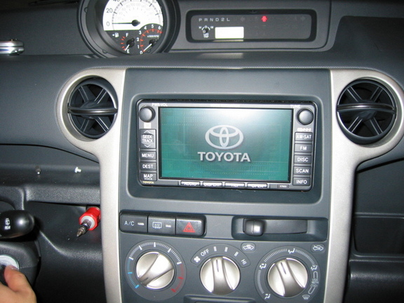 7″ Touchscreen