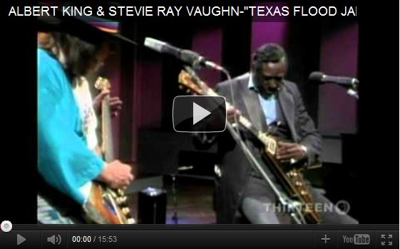 Albert King & Stevie Ray Vaughn