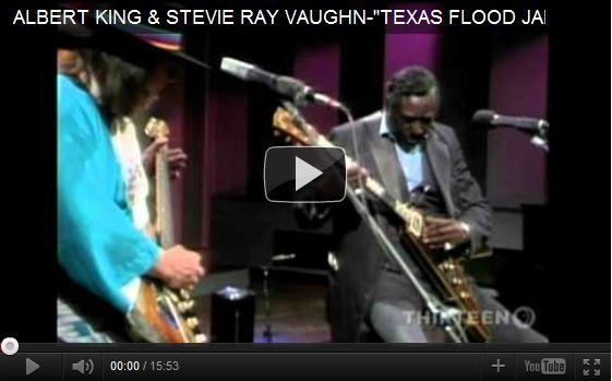 Albert King & Stevie Ray Vaughn