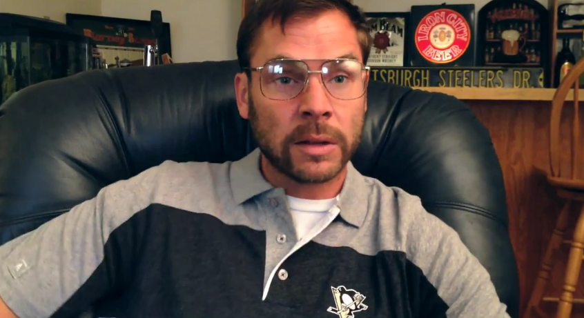 Pittsburgh Dad: Watching the Penguins