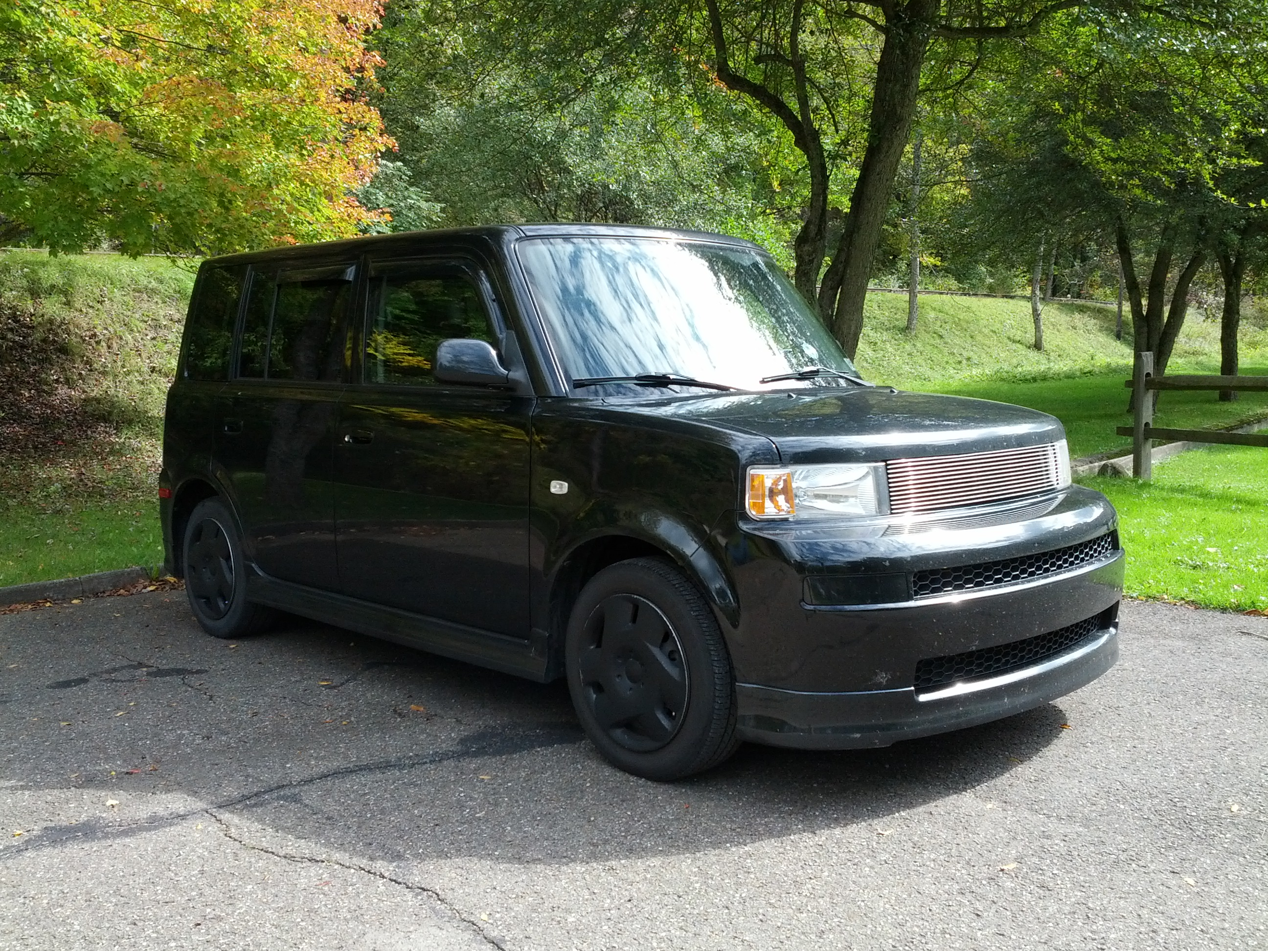 My xB Turned 8 Today