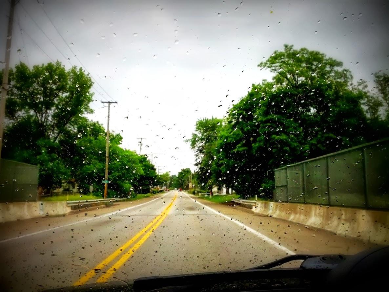 xB Driving Through The Rain
